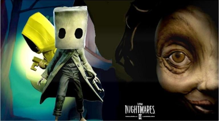 Screenshot of Little Nightmares 2 Apk