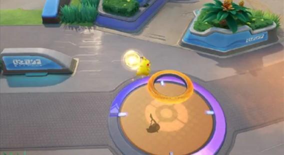 Screenshot of Pokemon Unite Beta Apk