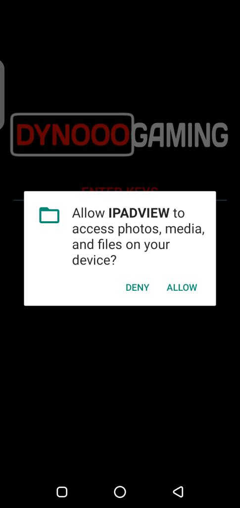 Screenshot of Daynoo Gaming