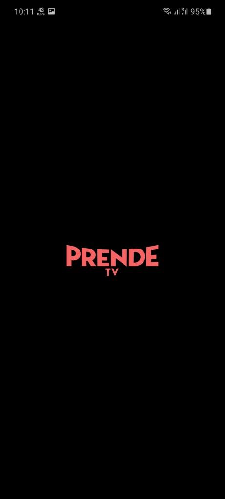 Screenshot of Prende TV Apk