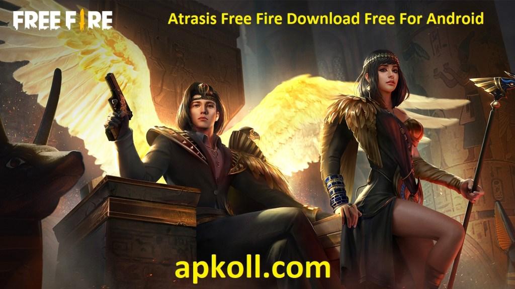 Screenshot of Atrasis Free Fire