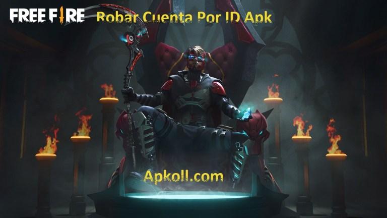 Screenshot of Robar Cuenta Por ID Apk