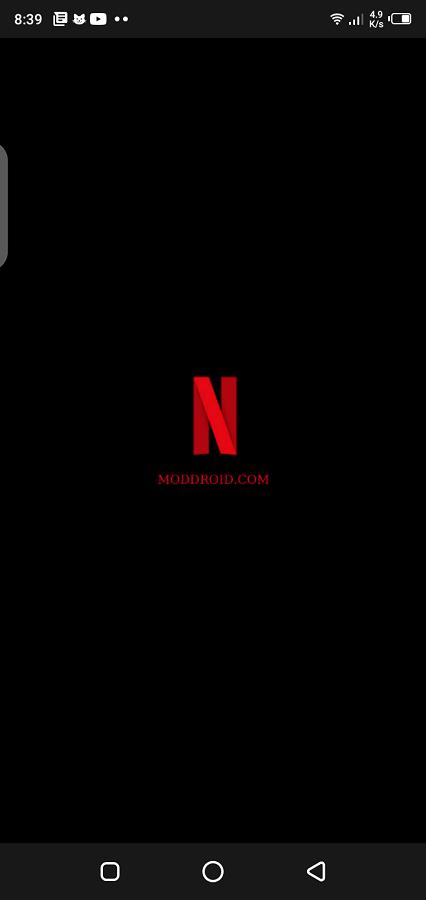 Screenshot of Netflix SV4 Apk