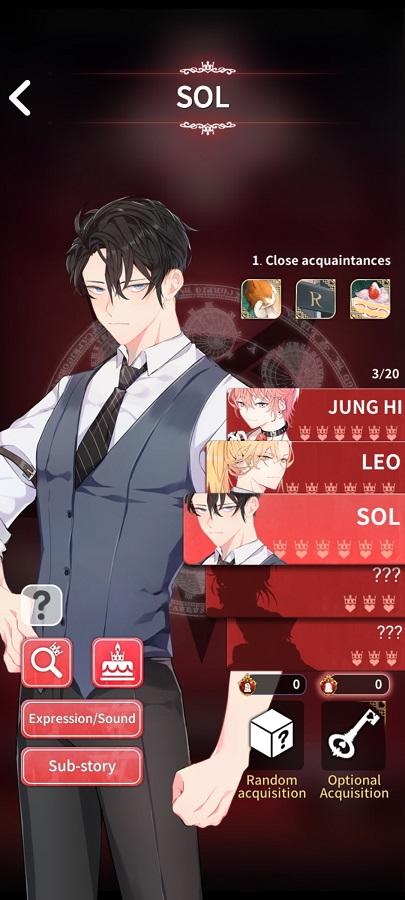 Screenshot of LoveUnholyc Apk