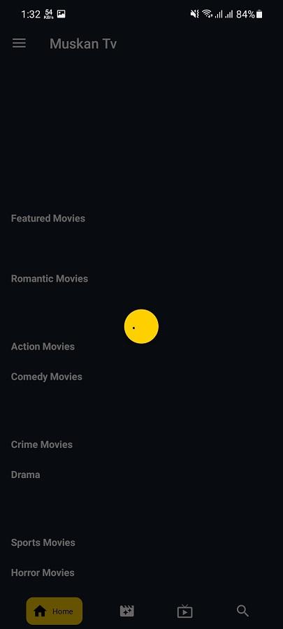 Screenshot of Muskan Tv Download
