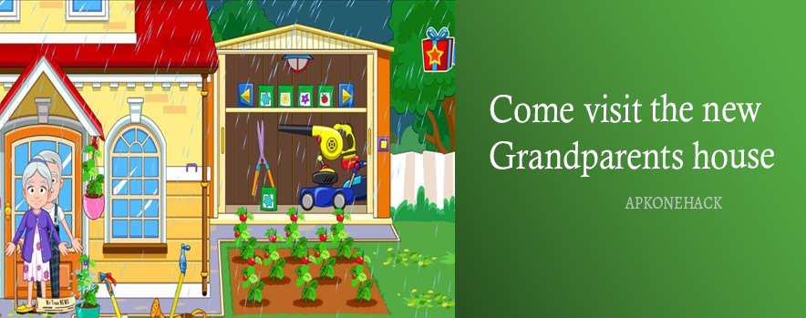 My Town Grandparents apk download