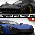 Need for Speed: Most Wanted 1.3.128 Apk + MOD + Data Download by ELECTRONIC ARTS