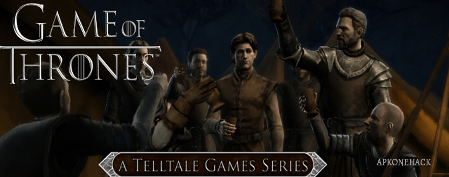 Game of Thrones Apk + OBB Data [All Episodes] 1.56 Android Download by Telltale Games