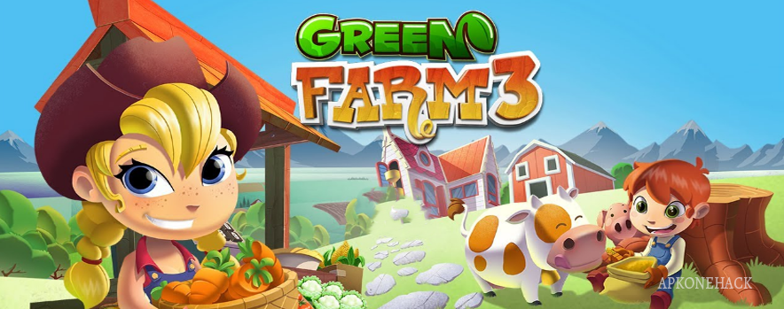 Green Farm 3 apk download