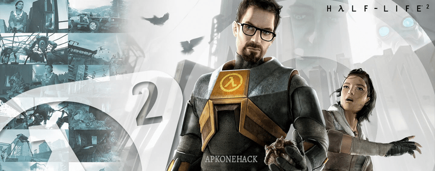 Half-Life 2 Apk + OBB Data [Full Paid] 67 Android Download by NVIDIA Lightspeed Studios