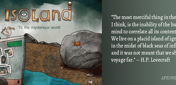 Isoland Apk + MOD [Unlocked] 2.1.1 Android Download by RedFish Games