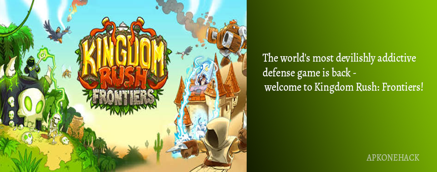 Kingdom Rush Frontiers Apk + MOD + OBB Data [Unlocked] 3.0.33 Android Download by Ironhide Game Studio