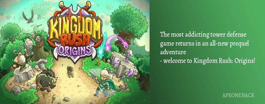 Kingdom Rush Origins apk download