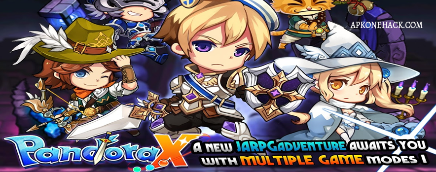 Pandora X mod apk download