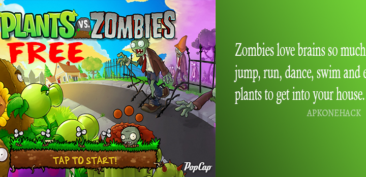 Plants vs. Zombies FREE apk download