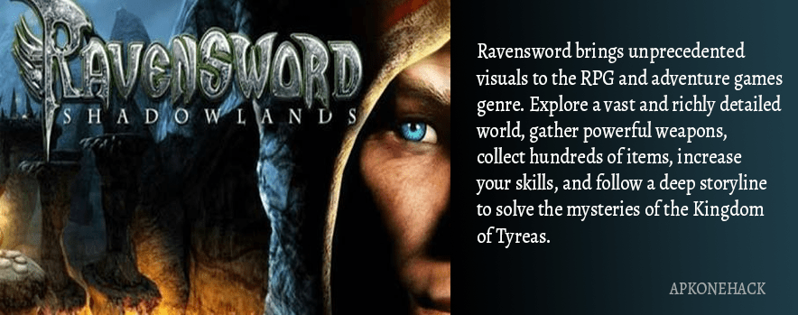 Ravensword Shadowlands 3d RPG apk download
