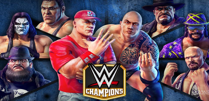 WWE Champions mod apk download