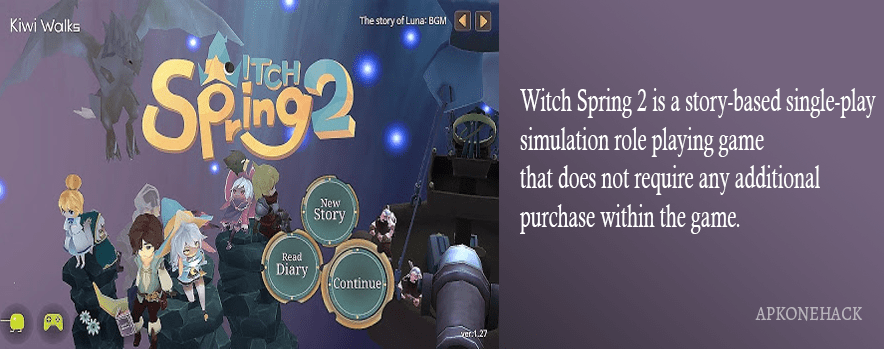 WitchSpring2 apk download