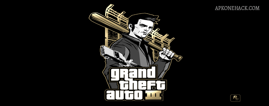 Grand Theft Auto III MOD Apk + OBB Data [Unlimited Money] 1.6 Android Download by Rockstar Games