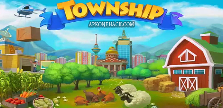 Township MOD Apk + OBB Data [Unlimited Money] 6.1.0 Android Download by Playrix Games