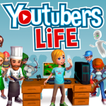 Youtubers Life Gaming Apk + MOD+ OBB Data [Unlimited Money/Talent Points] 1.5.8 Android Download by U-Play Online