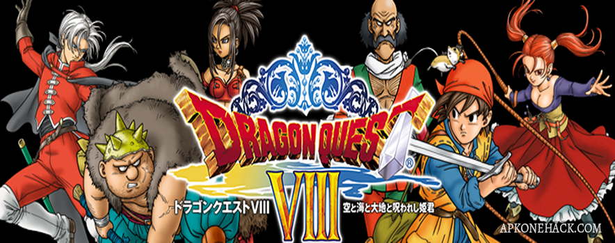 DRAGON QUEST VIII mod apk download