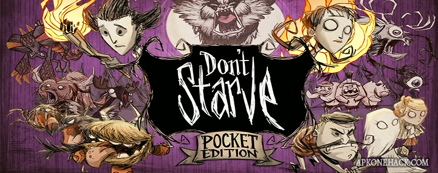 Don't Starve Pocket Edition mod apk download