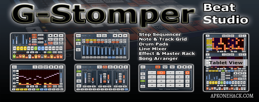 G-Stomper Studio Apk [Full] 5.7.1.8 Android Download by planet-h.com