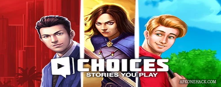 Choices: Stories You Play MOD Apk [Unlimited Money] 2.3.4 Android Download by Pixelberry