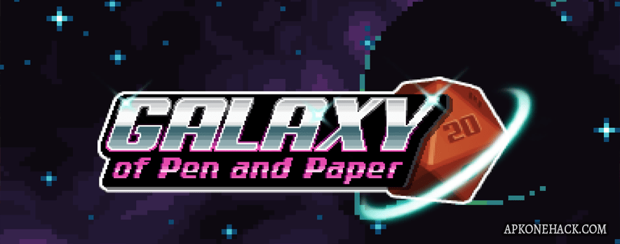 Galaxy of Pen & Paper mod apk download