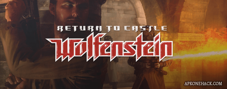 Return To Castle Wolfenstein apk data android download