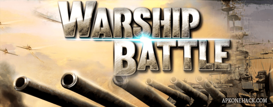WARSHIP BATTLE:3D World War II MOD Apk [Free Shopping] 2.6.5 Android Download by JOYCITY Corp.