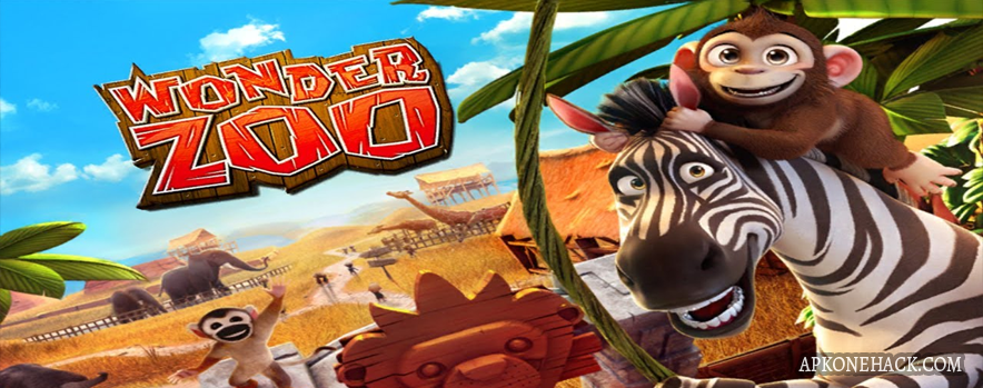 Wonder Zoo – Animal rescue MOD Apk + Data [Unlimited Money] 2.0.5d Android Download by Gameloft