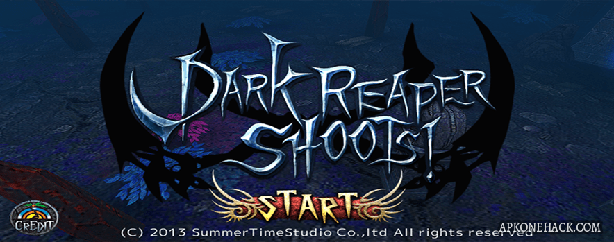 Dark Reaper Shoots! MOD Apk [Unlimited Money] 1.0.3 Android Download by SummerTimeStudio Co.,ltd