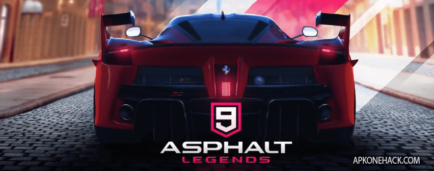 Asphalt 9: Legends Mod Apk + Obb Data [Unlimited Money] v1.1.3a Android Gameloft
