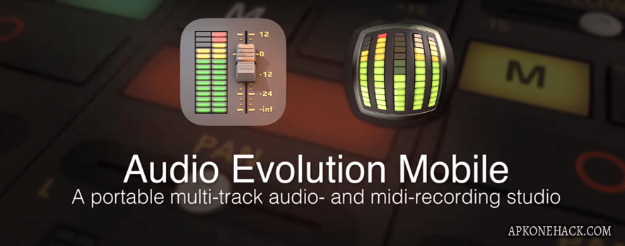 Audio Evolution Mobile Studio apk download