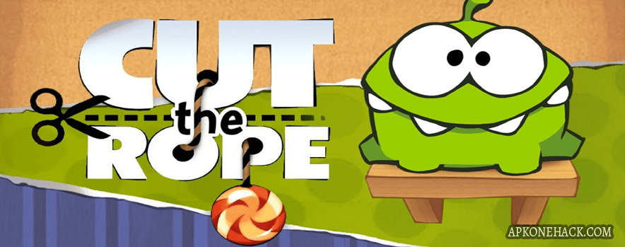 Cut the Rope FULL FREE mod apk download