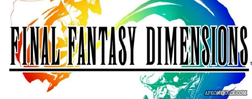 FINAL FANTASY DIMENSIONS mod apk download