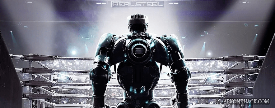 Real Steel HD MOD Apk download