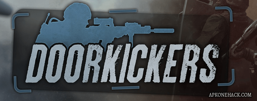 Door Kickers MOD Apk + OBB Data [Unlocked] v1.0.93 Android Download by KillHouse Games