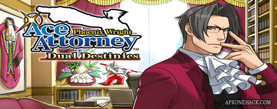Ace Attorney Investigations - Miles Edgeworth full apk download