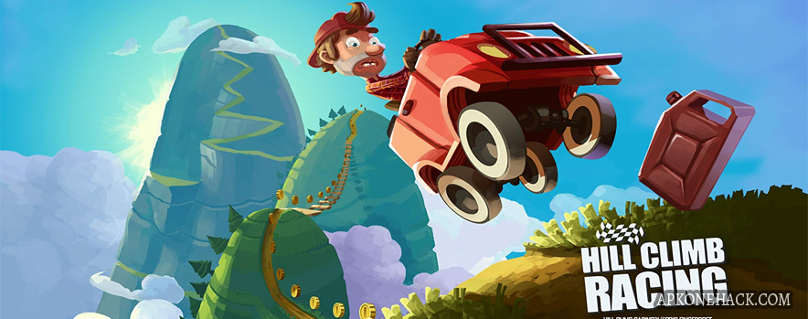 Hill Climb Racing mod apk download