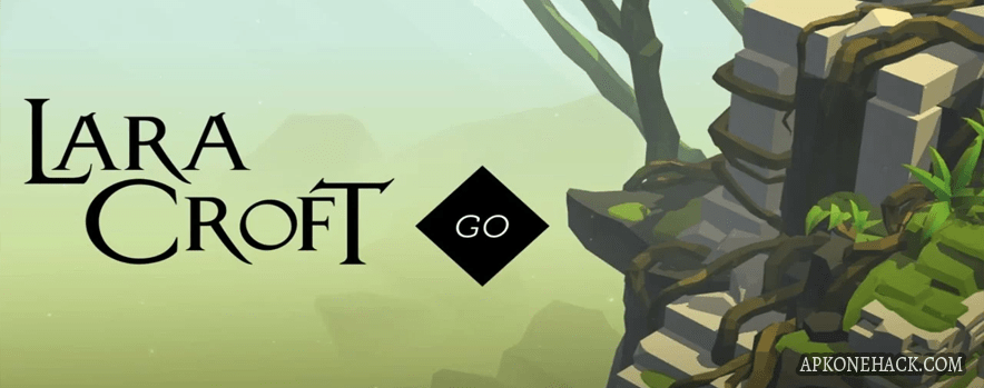 Lara Croft GO MOD Apk + OBB Data [Unlimited Tips] v2.1.109660 Android Download by SQUARE ENIX Ltd