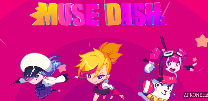 Muse Dash Apk + OBB Data [Full Paid] v0.9.1 Android Download by X.D. Network