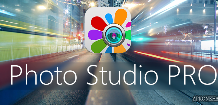 Photo Studio PRO full paid apk