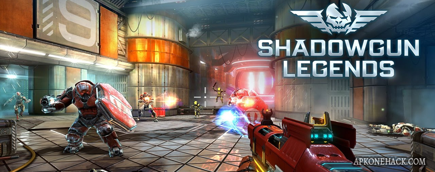 Shadowgun Legends MOD Apk + OBB Data [Attack Freeze] 0.5.4 Android Download by MADFINGER Games