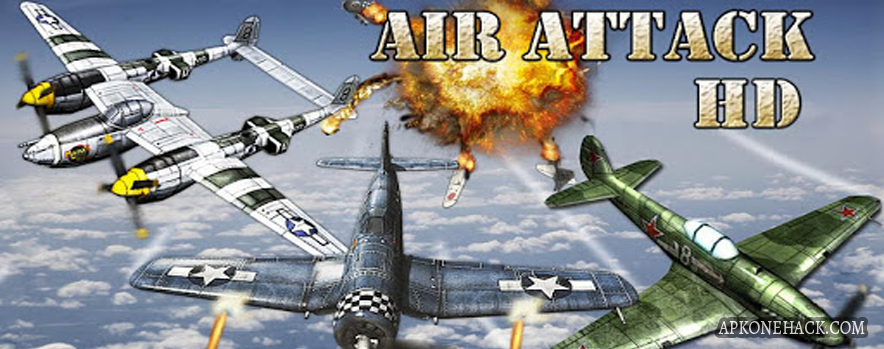 AirAttack HD Apk [Full] v1.5.1 Android Download by Art In Games
