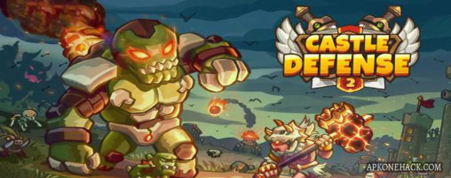 Castle Defense 2 MOD Apk [Free Shopping] v3.2.2 Android Download by DH Games