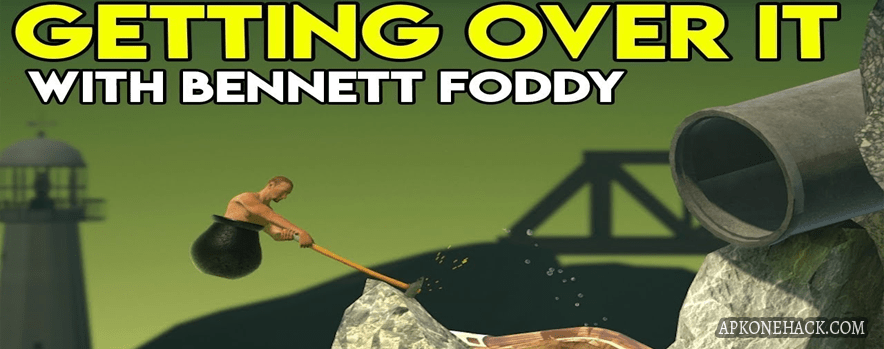 Getting Over It with Bennett Foddy full apk