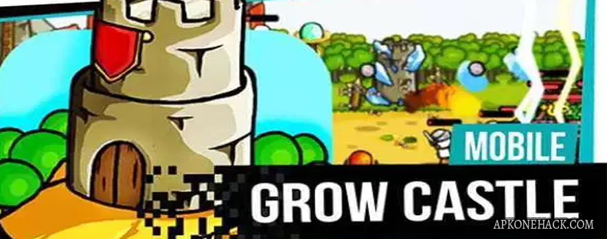 Grow Castle od apk download